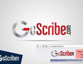 #52 cho GoScribe Logo bởi amauryguillen