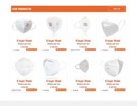 #7 untuk Create Me a Landing Sales Page and Funnel for Respirator Mask oleh mostakimislam19