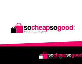 #45 for Logo Design for socheapsogood.com af Designer0713