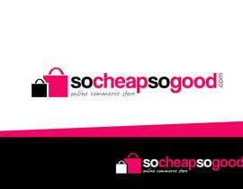 #45 para Logo Design for socheapsogood.com por Designer0713