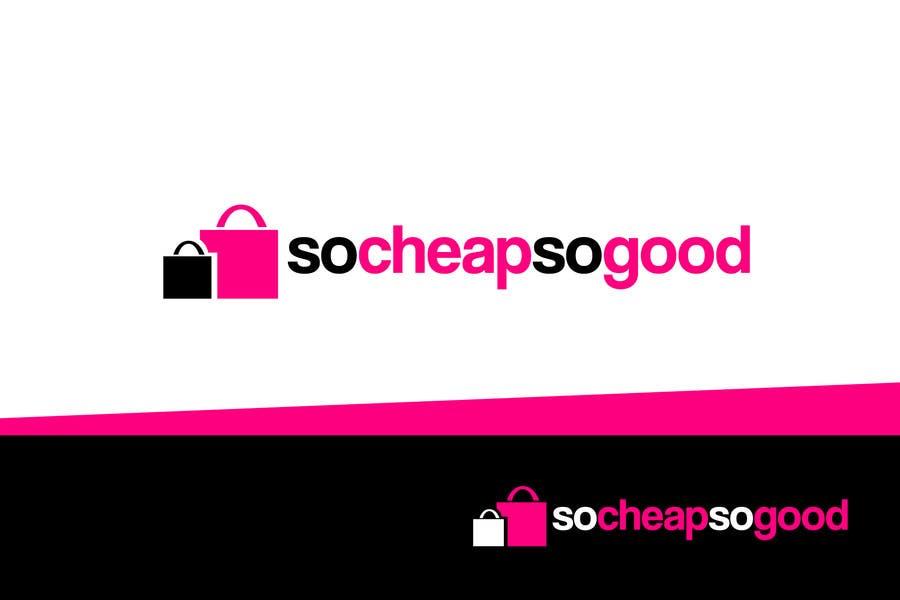 Bài tham dự cuộc thi #                                        46                                      cho                                         Logo Design for socheapsogood.com