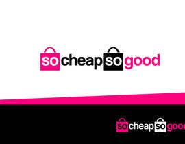 #65 for Logo Design for socheapsogood.com af Designer0713