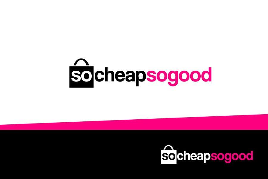 Contest Entry #                                        68                                      for                                         Logo Design for socheapsogood.com