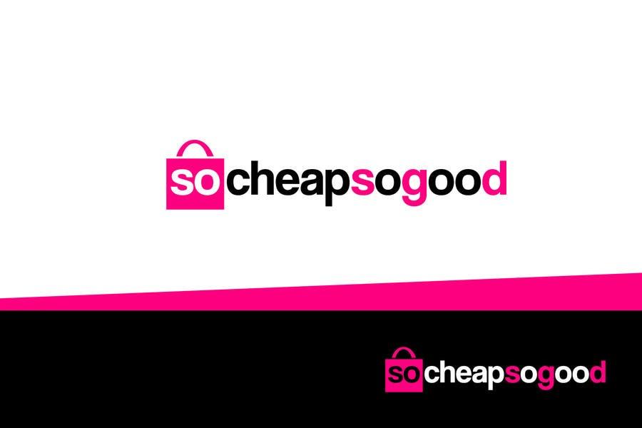 Bài tham dự cuộc thi #                                        73                                      cho                                         Logo Design for socheapsogood.com