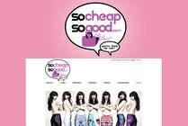 Graphic Design Contest Entry #81 for Logo Design for socheapsogood.com