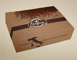 nº 7 pour Disign packaging atelier du tiramisu par SilviaManelfi