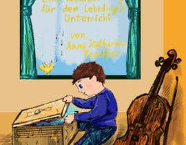 #28 for Cover Page for little children cello sheet music by elenaodbitola9