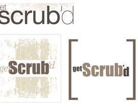 Nro 132 kilpailuun Design a Logo for Get Scrubbed käyttäjältä thingsvonings
