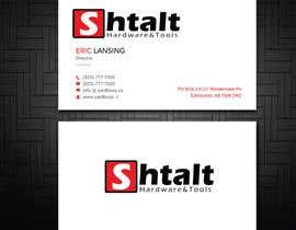 #8 для Design a Business Card от tayyabaislam15