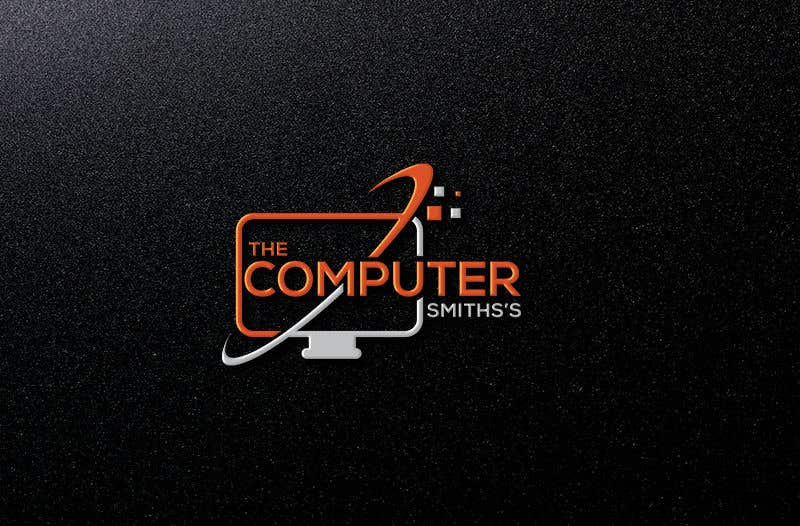 Penyertaan Peraduan #                                        49                                      untuk                                         I'm looking for a logo to be designed for a wordpress website called The Computer Smiths's .com
