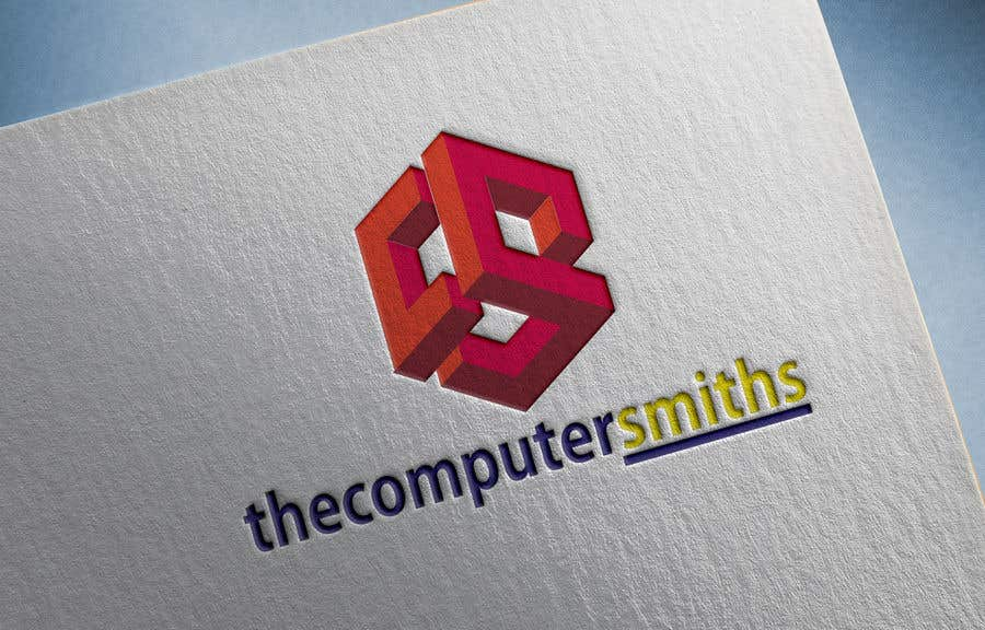 Penyertaan Peraduan #                                        73                                      untuk                                         I'm looking for a logo to be designed for a wordpress website called The Computer Smiths's .com