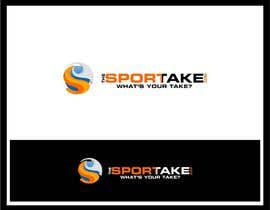 #75 untuk Logo Design for TheSportsTake.com GUARANTEED PAYOUT oleh OneTeN110