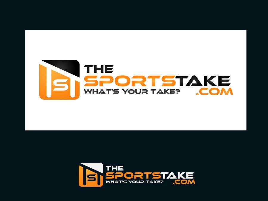 Inscrição nº                                         47                                      do Concurso para                                         Logo Design for TheSportsTake.com GUARANTEED PAYOUT
