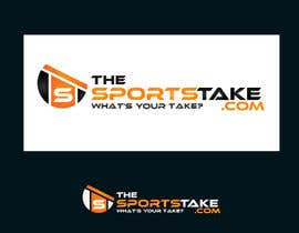 #48 untuk Logo Design for TheSportsTake.com GUARANTEED PAYOUT oleh rashedhannan