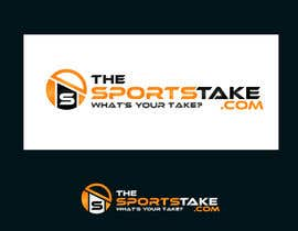 #50 untuk Logo Design for TheSportsTake.com GUARANTEED PAYOUT oleh rashedhannan