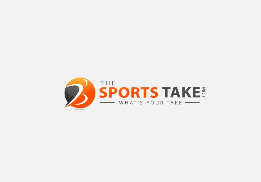 Inscrição nº 85 do Concurso para Logo Design for TheSportsTake.com GUARANTEED PAYOUT