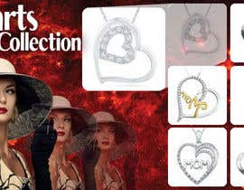 nº 9 pour Banner Ad Design for Online Jewellery Store par XWebHunter