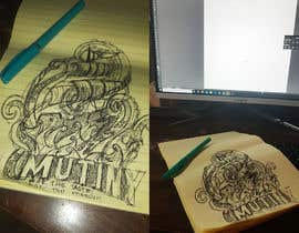 #74 для Mutiny Dinks Brand Design от jhoannaleegarcia