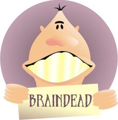 Penyertaan Peraduan #23 untuk Logo Design for brain dead