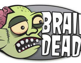 #18 cho Logo Design for brain dead bởi Mrichings