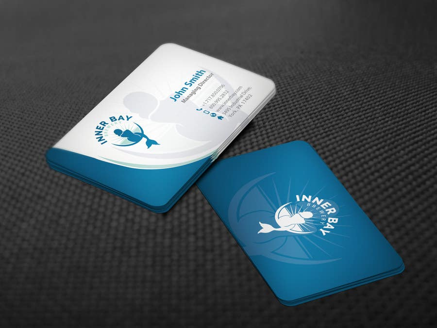 Top Entries - Design some Business Cards for Inner Bay Brewery ...