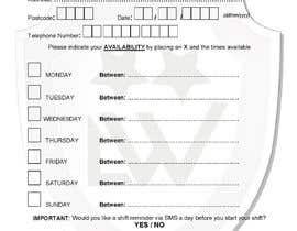 #22 para Need a document redesigned por izzatsyahmin