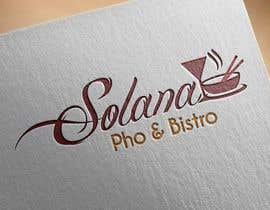 #32 för Design a Logo for Solana Pho & Bistro av dreamer509