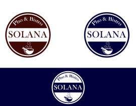 #71 för Design a Logo for Solana Pho & Bistro av mirceabaciu