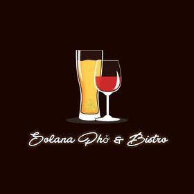 Nro 53 kilpailuun Design a Logo for Solana Pho & Bistro käyttäjältä vgasbali