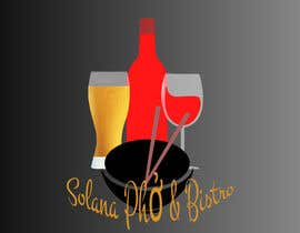 #70 for Design a Logo for Solana Pho & Bistro by eteasif