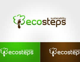 #675 para Logo Design for EcoSteps de Kusza
