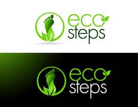 twindesigner님에 의한 Logo Design for EcoSteps을(를) 위한 #640