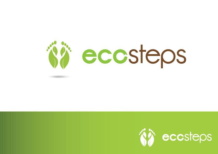 Contest Entry #                                        538                                      for                                         Logo Design for EcoSteps
