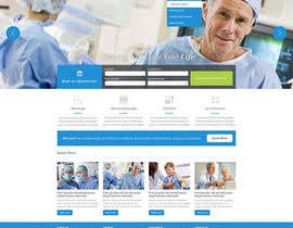 deepakinventor님에 의한 Design a Website Mockup for an Online Medical Resource을(를) 위한 #11