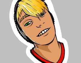 #7 untuk Head image to graffiti style caricature. oleh JackVeda