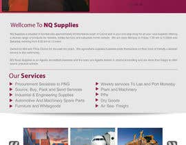 #8 para Build a Website for North Queensland Supplies de smshahinhossen