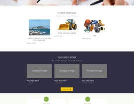 #34 для Build a Website for North Queensland Supplies від BRcreation