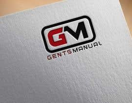 #72 for Design a Logo for GentsManual.com by LincoF