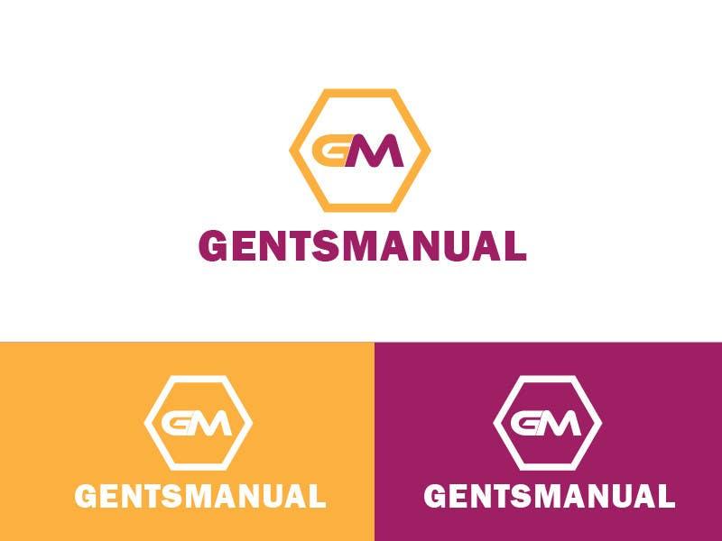 Design a Logo for GentsManual.com 콘테스트 응모작 #81