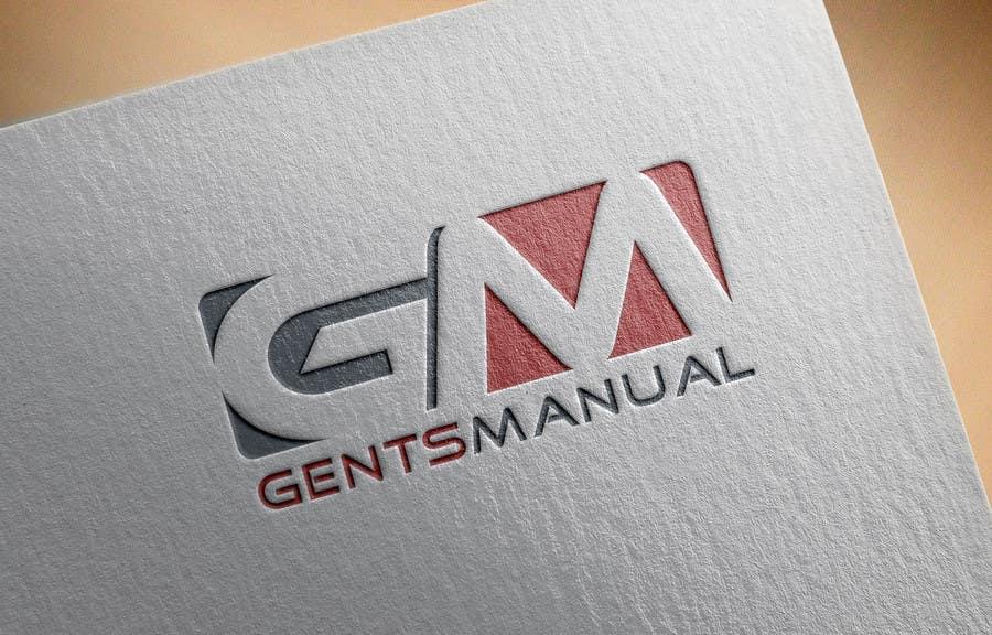 Design a Logo for GentsManual.com 콘테스트 응모작 #57