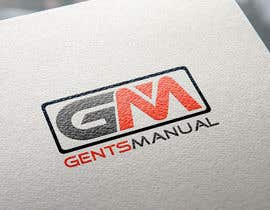 #87 para Design a Logo for GentsManual.com por cooldesign1