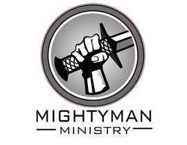 #15 για Need a logo for Mighty Man Ministry από margo09