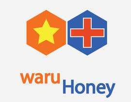 #59 для Waru Honey label від xalimorganx