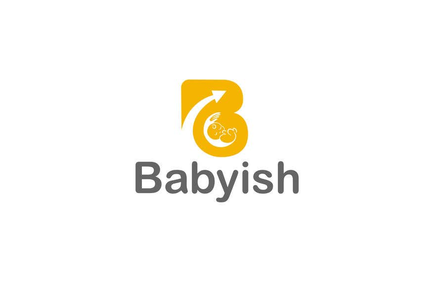 Contest Entry #                                        110                                      for                                         Logo for babyish