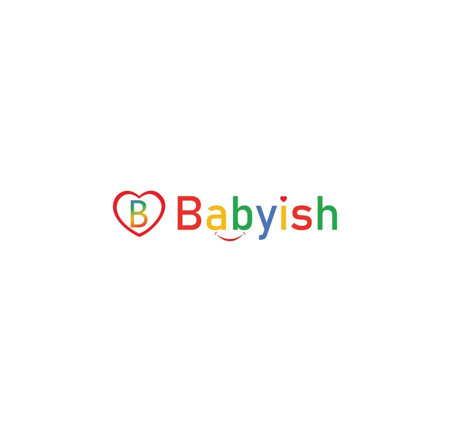 Contest Entry #                                        92                                      for                                         Logo for babyish