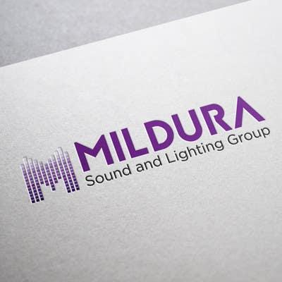 Contest Entry #23 for Design a Logo for Mildura Sound and Lighting Group