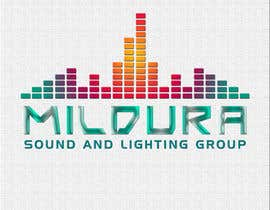 #30 para Design a Logo for Mildura Sound and Lighting Group por mgsjalo