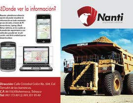 #28 para Brochure Design for Telematic Fleet Management System Company por MilicFamily