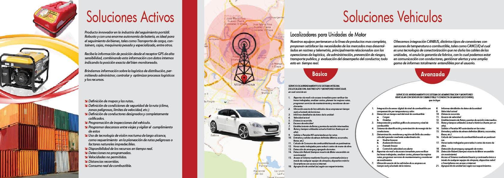 Kilpailutyö #29 kilpailussa Brochure Design for Telematic Fleet Management System Company