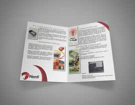 #47 para Brochure Design for Telematic Fleet Management System Company por rogeriolmarcos